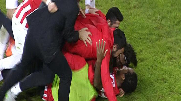 Antalyaspor - Mersin İdman Yurdu
