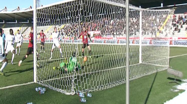 Gençlerbirliği - Antalyaspor
