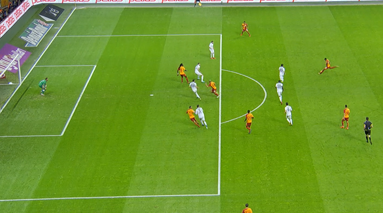 Galatasaray - Teleset Mob. Akhisarspor
