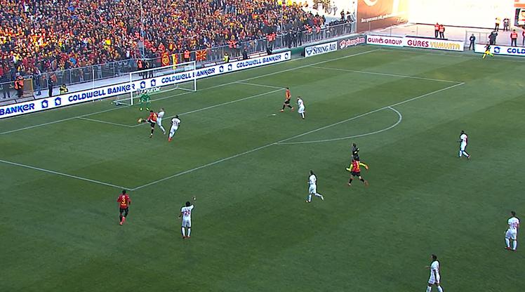 Göztepe - Kayserispor