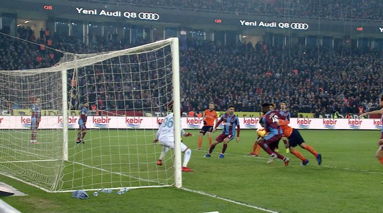 Trabzonspor - Medipol Başakşehir