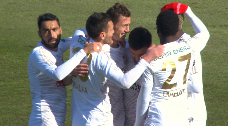 BŞB Erzurumspor - Demir Grup Sivasspor