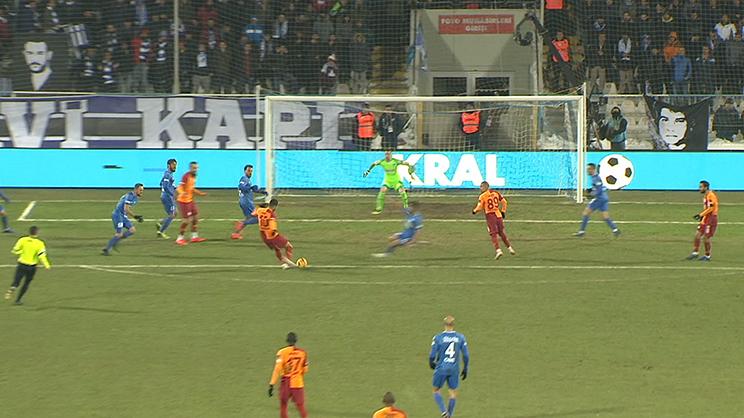 BŞB Erzurumspor - Galatasaray