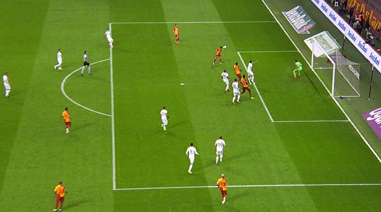 Galatasaray - İstikbal Mobilya Kayserispor