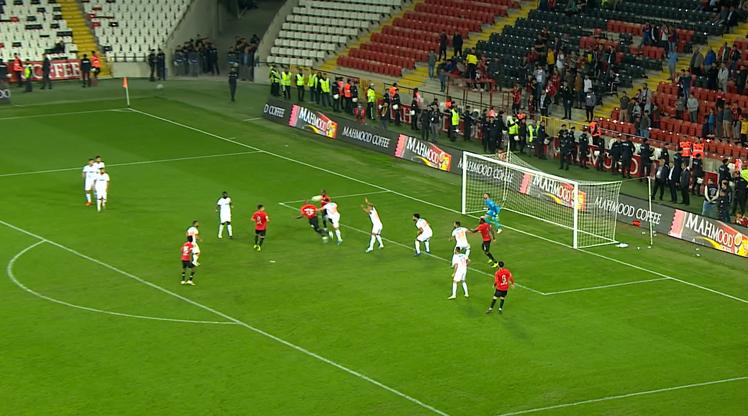 Gaziantep FK - Aytemiz Alanyaspor