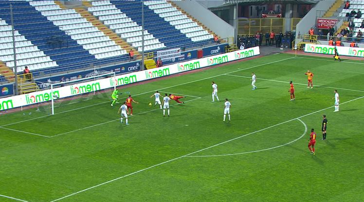 Kasımpaşa - BTC Türk Yeni Malatyaspor