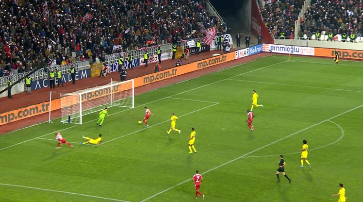 Demir Grup Sivasspor - Fenerbahçe