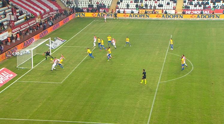 Antalyaspor - MKE Ankaragücü