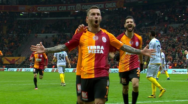 Galatasaray - BTC Türk Yeni Malatyaspor