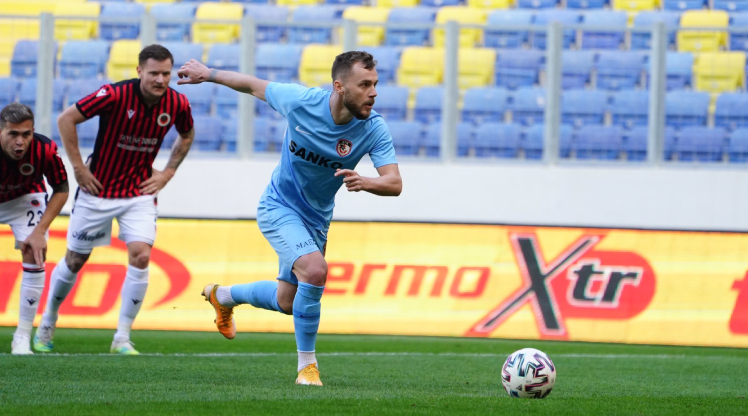 Gençlerbirliği - Gaziantep FK