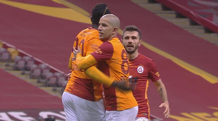 Galatasaray Hes Kablo Kayserispor golleri