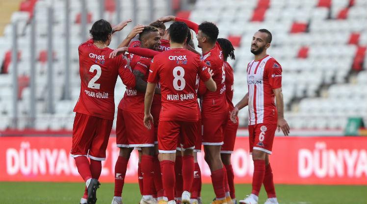 Fraport TAV Antalyaspor - MKE Ankaragücü