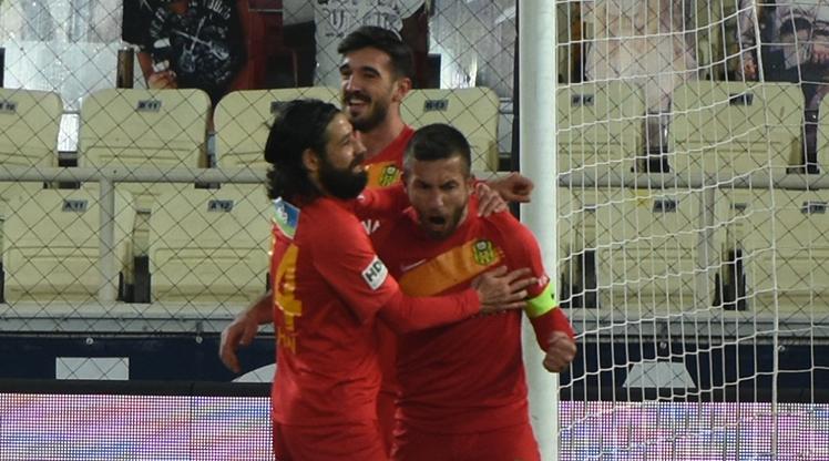 Yeni Malatyaspor - Kasımpaşa