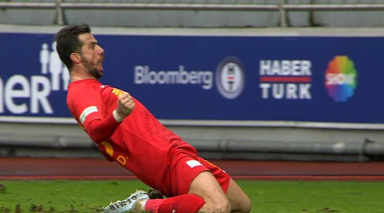 Kasımpaşa - Hes Kablo Kayserispor