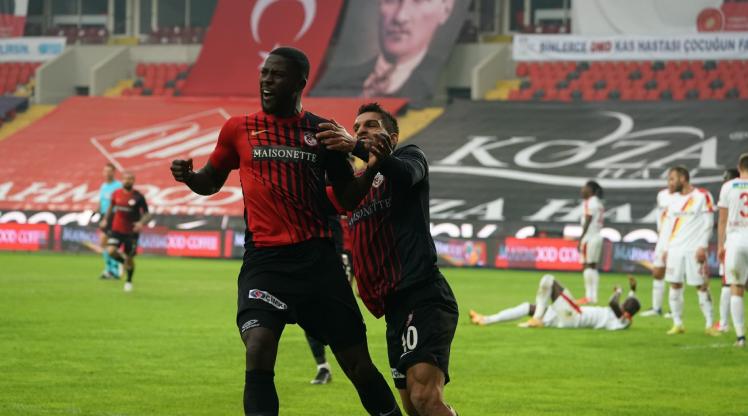 Gaziantep FK - Göztepe
