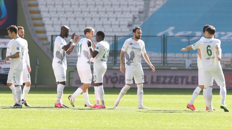 İttifak Holding Konyaspor - Yukatel Denizlispor