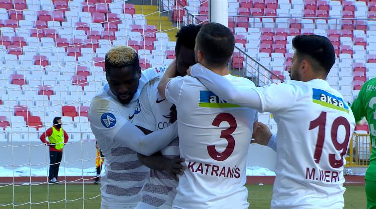 Demir Grup Sivasspor - Atakaş Hatayspor