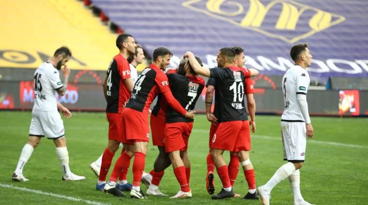Gaziantep FK - Yukatel Denizlispor