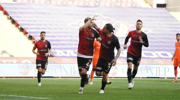 Gaziantep FK - Medipol Başakşehir