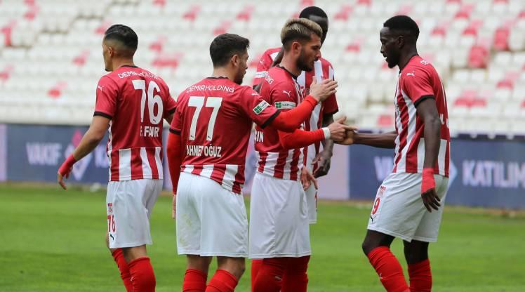 Demir Grup Sivasspor - İttifak Holding Konyaspor