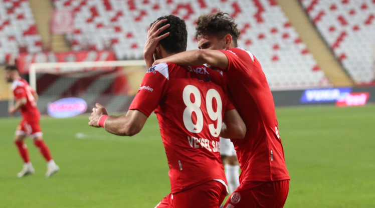 Fraport TAV Antalyaspor - Çaykur Rizespor