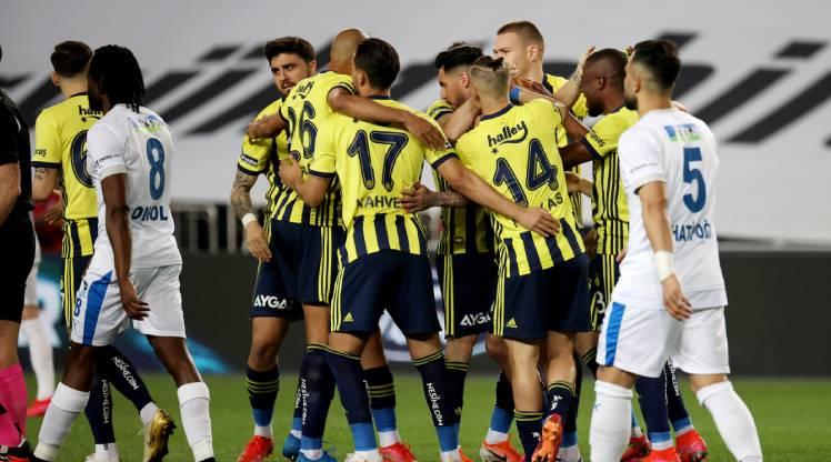 Fenerbahçe - BB Erzurumspor