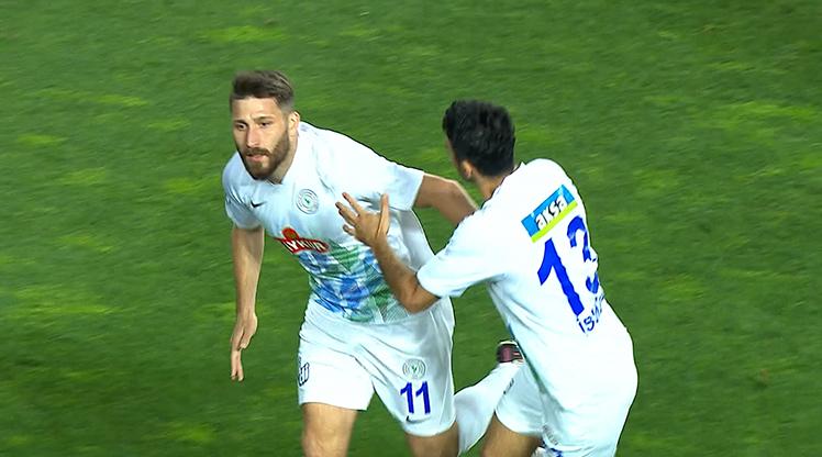 Gaziantep FK - Çaykur Rizespor