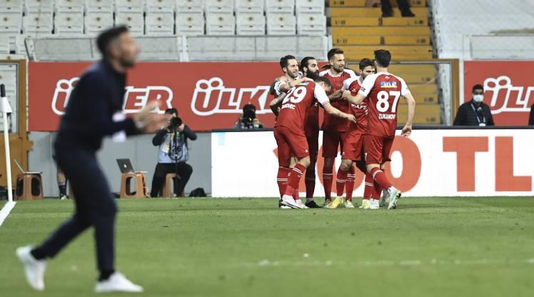 Beşiktaş - Fatih Karagümrük