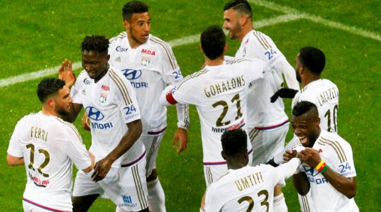 Olympique Lyon GFCO Ajaccio maç özeti
