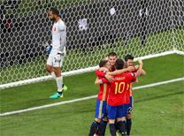 İspanya Türkiye maç özeti