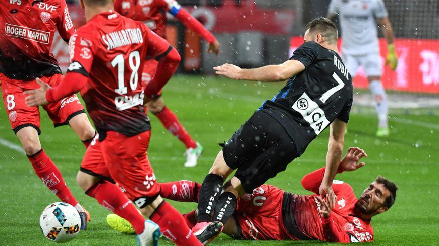 Dijon Nancy maç özeti