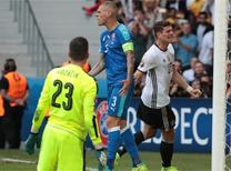 Almanya Slovakya maç özeti