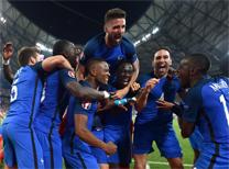 Almanya Fransa maç özeti