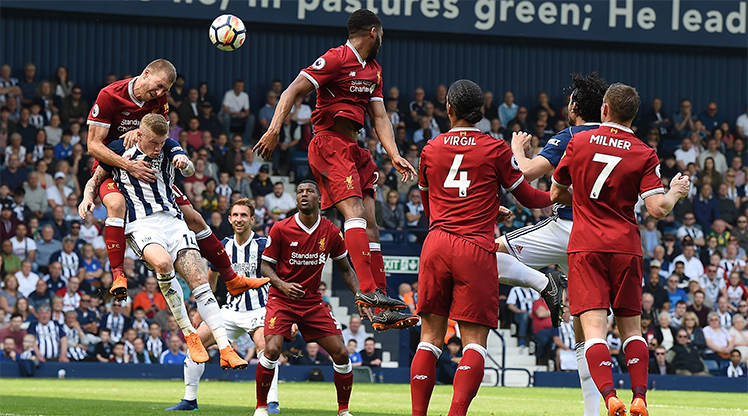 West Bromwich Albion Liverpool maç özeti