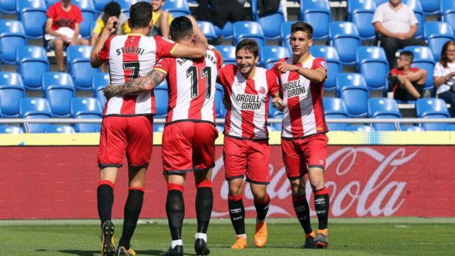 Las Palmas Girona maç özeti