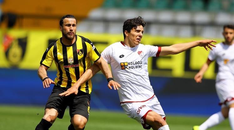 İstanbulspor Tetiş Yapı Elazığspor maç özeti