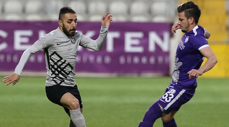 Afjet Afyonspor Osmanlıspor FK maç özeti