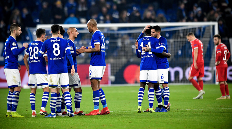 Schalke 04 Lokomotiv Moskova maç özeti