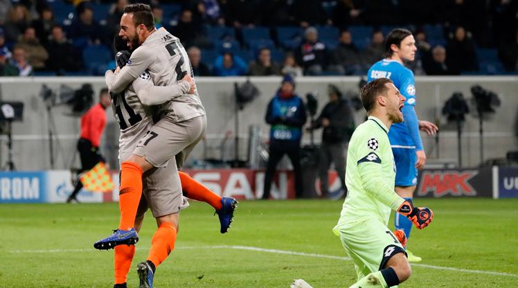 TSG 1899 Hoffenheim Shakhtar Donetsk maç özeti