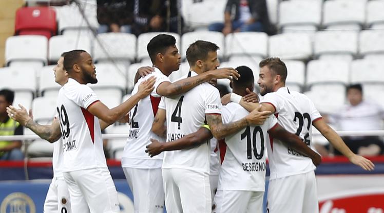 Antalyaspor Gençlerbirliği maç özeti