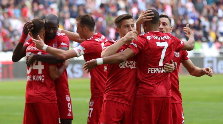 Demir Grup Sivasspor Antalyaspor maç özeti