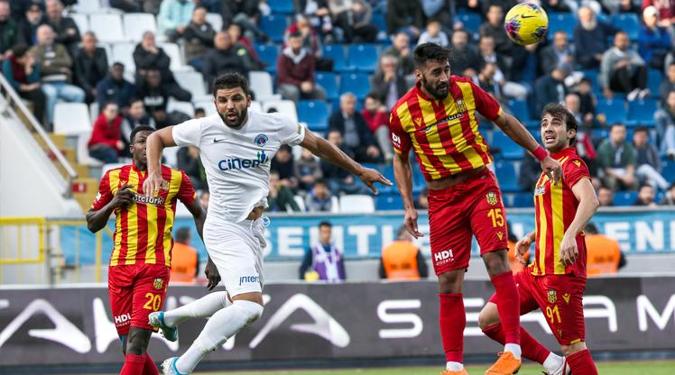 Kasımpaşa BTC Türk Yeni Malatyaspor maç özeti