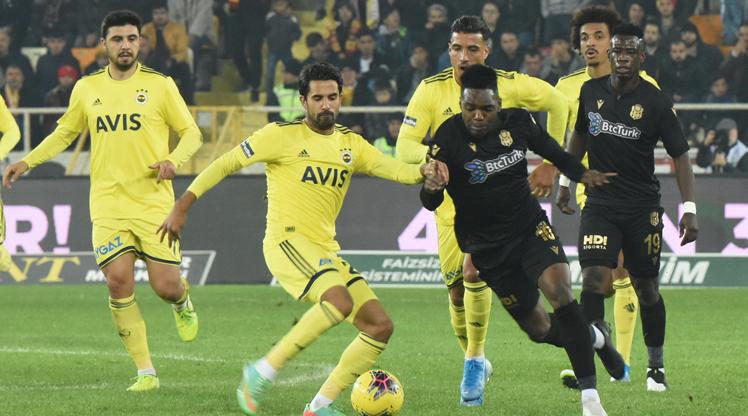 BTC Türk Yeni Malatyaspor Fenerbahçe maç özeti