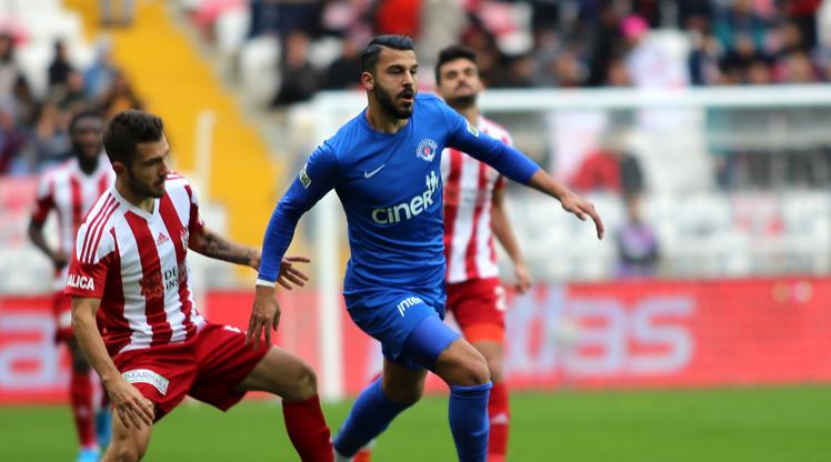 Demir Grup Sivasspor Kasımpaşa maç özeti