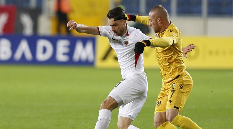 Gençlerbirliği BTC Türk Yeni Malatyaspor maç özeti