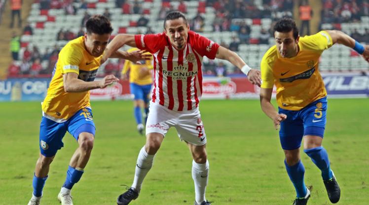 Antalyaspor MKE Ankaragücü maç özeti