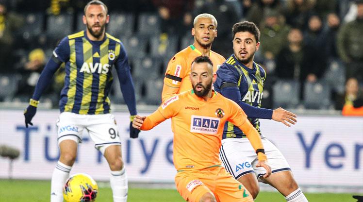 Fenerbahçe Aytemiz Alanyaspor maç özeti