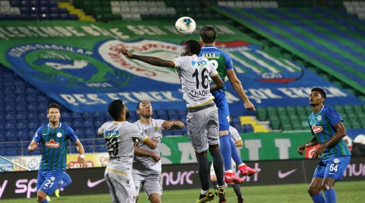 Çaykur Rizespor Yeni Malatyaspor maç özeti