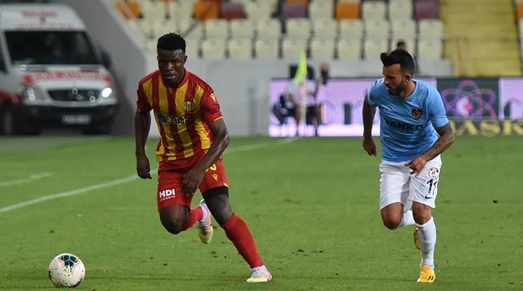Yeni Malatyaspor Gaziantep FK maç özeti