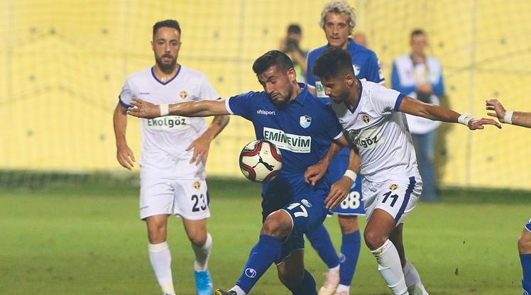 Ekol Göz Menemenspor BŞB Erzurumspor maç özeti